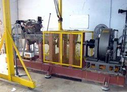 Gear Transmission Test Rig