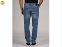 Nautica Men Casual Wear Solid Jeans