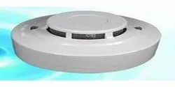 Ravel RE-326 SL Listed Optical Smoke Detector With Base