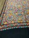 Pashmina Pure Jamawar Embroidery Shawl