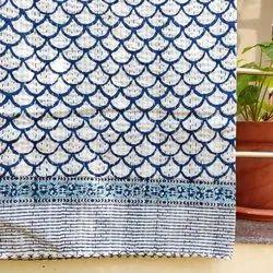 MEERA HANDICRAFTS Handmade Cotton Kantha Bedspread
