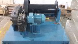 Electric Power Winch Machine