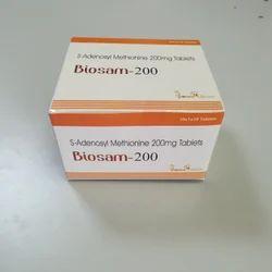 S Adenosyl Methionine 200mg Tablets