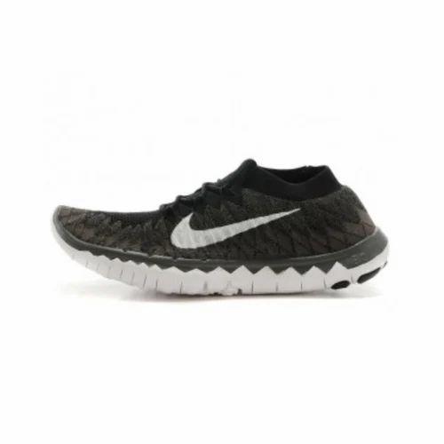 d29c7ff867fb Nike Free 3.0 Flyknit Black Running Shoes