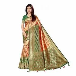 404 Art Silk Saree