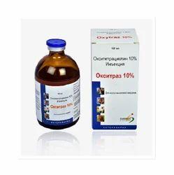 Oxytraz 10% (Oxytetracycline 100 mg/ml)