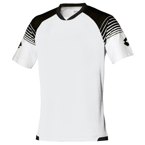 a0b3a771b44 Cotton White Mens Jersey Sports T-Shirt