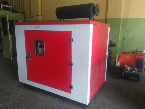 7.5 KVA To 15 KVA Canopy Diesel Genset 3 Phase Price & 7.5 Kva To 15 Kva Canopy Diesel Genset 3 Phase Price at Rs 190000 ...