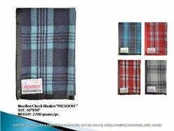 Check Blankets
