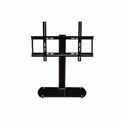 Jbm Black Table Top Lcd Tv Stand For Home