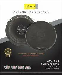 Assuse 2.0 Car Speaker, Size: Oval, 500walts