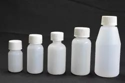 HDPE Dry Syrup Bottle
