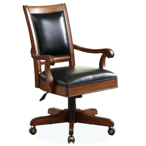 Jain Group Black And Brown Task Chair