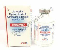 Lignocaine Adrenaline Injection
