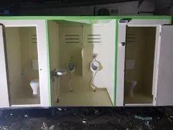 FRP Portable Mobile Toilet