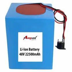 Li-Ion Battery Pack 48V 22500 Mah