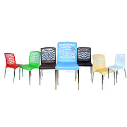 Diya Seating Solutions Cafe Chair Cafe PVC Chair