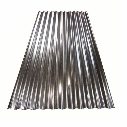 Roofing Sheet - GI Profile Roofing Sheet Manufacturer from Hyderabad