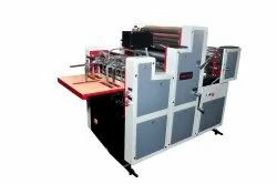 Two Colour Non Woven Bag Printing Machine
