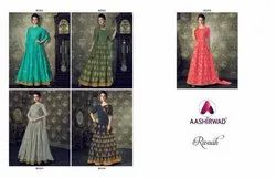 HEAVY WORK ANARKALI DRESS