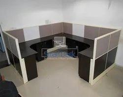 Modular Partition System Workstation