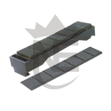 Back Side Rubber Pad For Glass Edging Machine