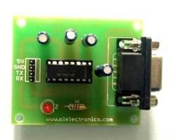 TTL Serial Converter Interfacing Board