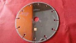 ELECTROPLATED DIAMOND SLITTING SAWS