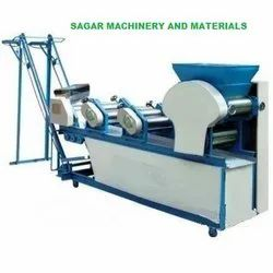Iron And SS Noodles Machine Noodles Making Machine, Automatic Grade: Automatic, 3year
