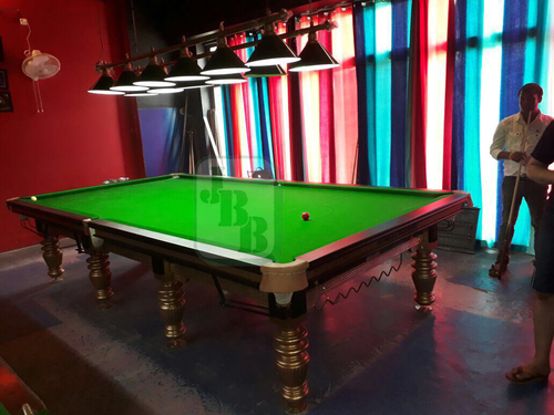 JBB Snooker Table SC At Rs Piece Snooker Tables ID - Snooker table vs pool table