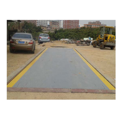 Weighbridge for Crusher