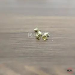 No 3240 Brass Eyelets Golden