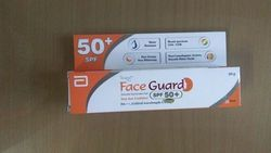 Face Guard Sunscreen Gel (SPF-50)