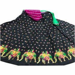 Georgette Party Wear Rajasthani Chaniya Choli