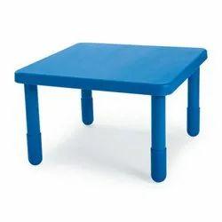 Square Preschool Table