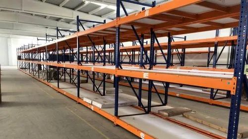 Dismantling and Assembling of Storage Racking System