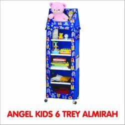 Blue Angel Kids 6 Trey Almirah