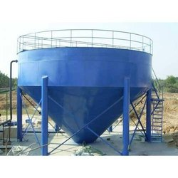 50000L Mild Steel Chemical Storage Tank