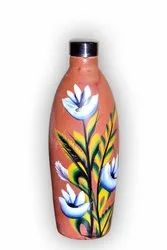Earthen Water Bottle (1 Liter )