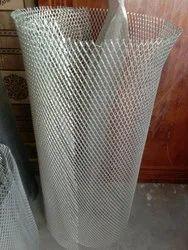 Aluminium Jali Door