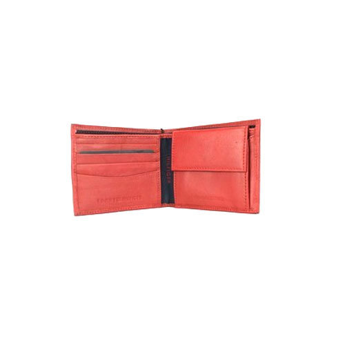 63898dd9333 Red Tommy Hilfiger Leather Wallet, Rs 2999 /piece, Northland India ...