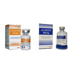 Alimta Pemetrexed 500Mg Injection