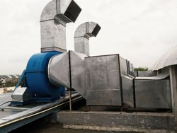 industrial building air ventilation systems