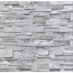 Matt Sand Stone Wall Slate, Slabs, Thickness: 5-10 Mm