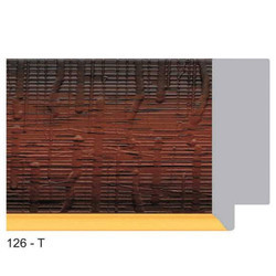 126-T Series Photo Frame Moldings