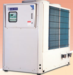 Blue Star Chiller Unit, 400V/3Ph/50 Hz And AC
