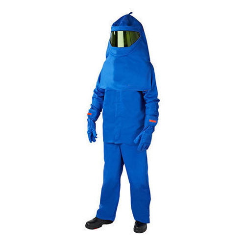 Lakeland Blue ARC Flash Suit, Rs 82580 /set Lakeland Gloves And Safety  Apparel Private Limited | ID: 20222613830