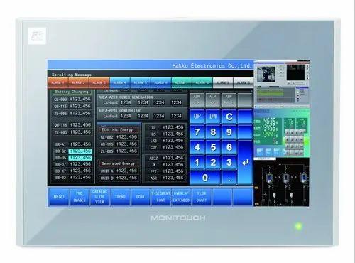 Human Machine Interface - Fuji Electric TS1100 HMI