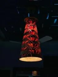 Conical Hanging Lamp