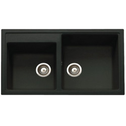 Carysil Double Bowl Kitchen Sink